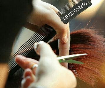 آموزش کوتاهی موی زنانه